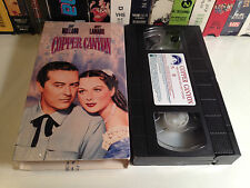 Copper Canyon Rare Western VHS 1950 OOP HTF Ray Milland Hedy Lamarr