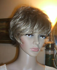 Short , Sexy PIXIE Blonde Mix Wig  #16