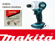 NEW Makita 18V LXT Impact Driver Bhp451 BTD140 Genuine CARBON BRUSH SET CB-440