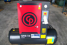 Chicago Pneumatic QRS 7.5 HP NEW  Rotary Screw Compressor