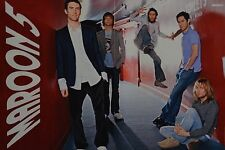 MAROON 5 - A3 Poster (ca. 42 x 28 cm) - Clippings Fan Sammlung NEU