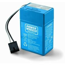 Power Wheels Lil Enforcer Jeep Battery Replacement  - NEW