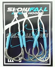 ATC Slow Fall  Fishing Jigging Assist Hook Size: 3/0 (3L)(3CM) (NEW)