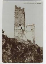 AK Landeck, Burg Schrofenstein, Foto-AK, um 1915