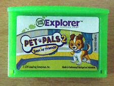 Leapfrog Explorer  LeapPad 1 2 3 Ultra Platinum - Pet Pals 2 -  Game