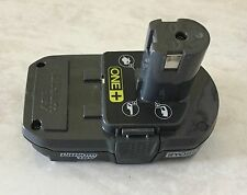 GENUINE RYOBI ONE+ P102 18 VOLT LITHIUM ION REPLACEMENT BATTERY 18V 24WH LI-ION