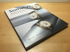 Magazine SOTHEBY'S - New York 5 & 6 April 2004 - Important Watches, Wristwatches
