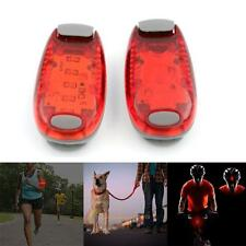 5 LED Mini Light for Running Cycling Jogging Safety Warning Lamp+CR2032 Battery