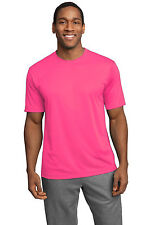 NEW Men's SPORT TEK Dri-Fit T-Shirt Polyester Tee Running Workout S-3XL L XL 2XL