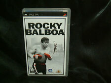 Rocky Balboa, Sony PSP Game, Trusted Ebay Shop, Complete