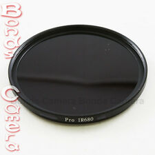 43mm 43 mm Slim 680nm Infrared IR 680 Filter for Canon Nikon Pentax Sony Olympus