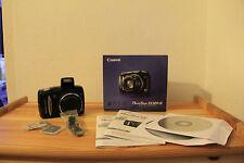 Canon Power Shot SX120IS Digitalkamera 10 MP 10x Zoom Top!