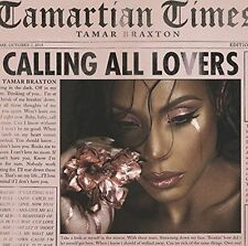 TAMAR BRAXTON Calling All Lovers Deluxe Version CD BRAND NEW Bonus Tracks