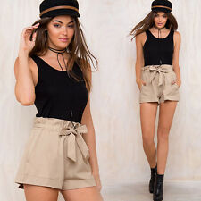 Fashion Women Ladies Summer Casual Shorts High Waist Short Beach Sexy  HOT Pants