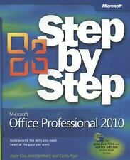 Microsoft Office Professional 2010 Step by Step, Frye D., Curtis, Cox, Joyce, Jo