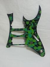 Pick Guard for your Ibanez RG770 - Custom Painted - Black Splat