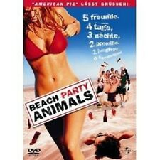 BEACH PARTY ANIMALS -  DVD NEU