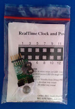Power Control, Real Time Clock & Sensore di temperatura Modulo per il Raspberry Pi