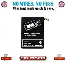 Qi Standard Wireless Charging Receiver Coil For Samsung Galaxy S5
