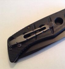 Titanium Clip Compatible With Benchmade Adamas Sibert 275BK 275SBK 275BKSN Knife