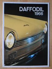 DAF Daffodil 1966 original UK Market sales brochure