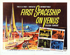 FIRST SPACESHIP ON VENUS,ZONTAR THE THING FROM VENUS,PLANET OF PREHISTORIC WOMEN