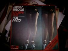 "7"" JAMES BROWN ESCAPE-ISM HOT PANTS ITALY 1971 N-MINT/ MINT"
