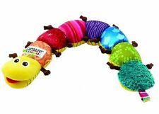 "2017New Lamaze Learning Curve Caterpillar Inch Worm 24"" Plush Musical Baby Toy"