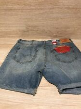 Nwt LEVIS 501ct MENS BUTTON-FLY Tapered Leg  JEANS SHORTS  SZ 40 (J171)