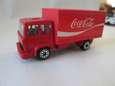 Corgi Juniors Jr Leyland Coke Coca-Cola Delivery Truck  - Gt Britain MINTY