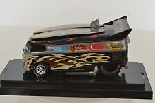 Hot Wheels VW Bus Liberty Promotions Surfin' Series #3 Fire Woodie #0043/1300