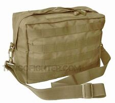 CONDOR #137 MOLLE PALS Tactical Utility Shoulder Bag Carrier TAN