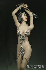 """Hot 1/6 Scale Woman Clothing For 12"""" Phicen Female Large Bust Figure God Of Love"""