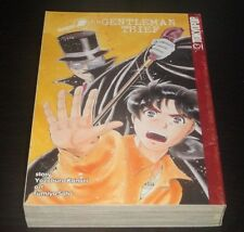 THE GENTLEMAN THIEF KINDAICHI CASE  Book Manga Graphic Novel