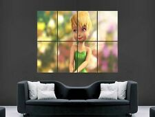 TINKER BELL FAIRY  TINKERBELL  WALL POSTER ART PICTURE PRINT LARGE  HUGE