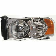 Headlight For 2002-2005 Dodge Ram 1500 2003-2005 Ram 2500 Driver Side w/ bulb