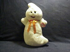 2001 HALLOWEEN TY BEANIE BUDDIES COLLECTION GHOST SPOOKY RETIRED