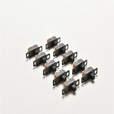 20x 2 Position SPDT 1P2T 3 Pin PCB Panel Mini Vertical Slide Switch Top MW