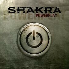 Powerplay - Shakra (2013, CD NEUF)