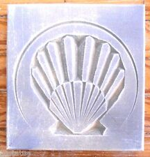 Gostatue shell in ring plastic stepping stone mold concrete mold plaster mould