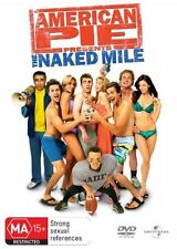American Pie Presents The Naked Mile (DVD, 2006)  LIKE NEW ... R 4