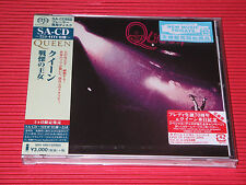 2016 JEWEL CASE QUEEN  ST (1973)    JAPAN SHM SACD