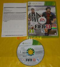 FIFA 13 XBOX 360 Versione Ufficiale Italiana 1ª Edizione »»»»» COMPLETO