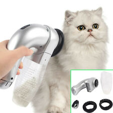 Dog Cat Pet Hair Fur Remover Shedding Grooming Brush Comb Vacuum Cleaner Trimmer