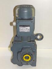 Bauer moteur bs10-54vl/d06la4 250w 400v 50hz étoile à engrenages