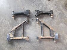 03 Arctic Cat 250 Rear A Arms Set Upper Lower Left Right 13908