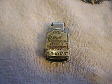 Vintage Money Clip Shell Houston Open 1999 Pro Am