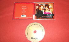CD Bangles - Collections 10.Tracks Walk like an Egyptian Manic Monday .... 111