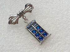 Police Box Brooche, Doctor Who Pin