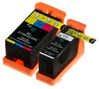 2x Ink Cartridge Dell 21 22 for Dell V313 V313W V515W V715W P513W P713W Printer